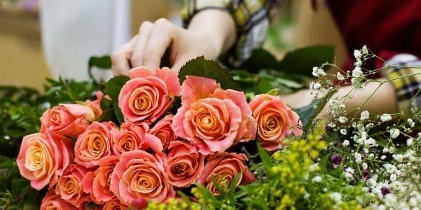 fleuriste à proximité